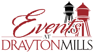 Events at Drayton Mills logo